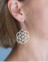SPE0033P - Circles Earrings