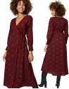 MCMAXI0046D - Wrap Dress