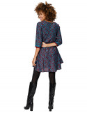 MCRO0055B - Short Dress with Bow
