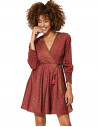 MCRO0059F - Wrap Dress